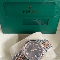 Rolex Datejust 31 Rose gold Brown United Kingdom, Hatton Garden