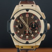 Hublot King Power 703.OX.3113.HR.OPX12 Very good Rose gold Automatic