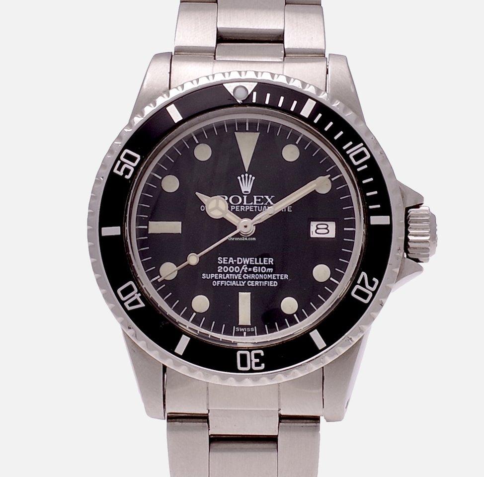 롤렉스 Sea-Dweller 1665 1978 중고시계