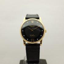 Rolex Cellini Yellow gold 32mm Black