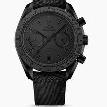 歐米茄 Speedmaster Professional Moonwatch 陶瓷 黑色 無數字