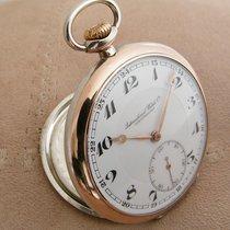 IWC IWC Silver Cal 67 Pocket Watch Sehr gut Silber 51mm Handaufzug