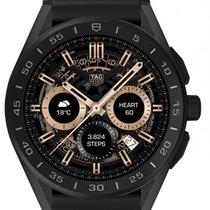 TAG Heuer Connected новые 2021 Часы с оригинальными документами и коробкой SBG8A80.BT6221