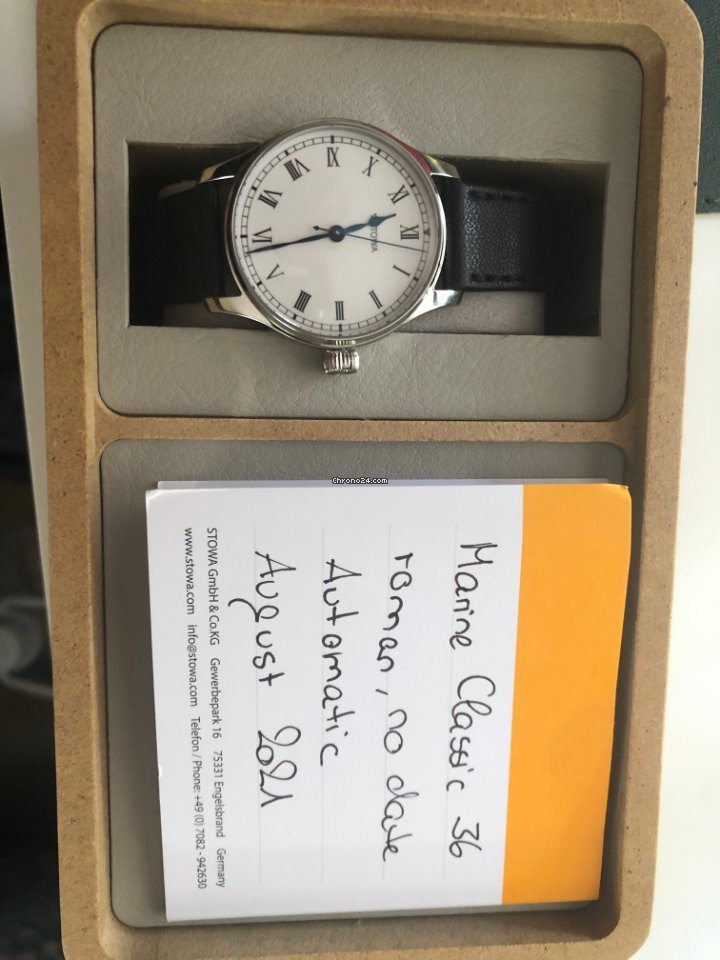 Stowa 2021 pre-owned