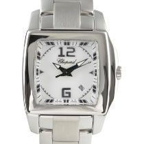 Chopard Two O Ten Staal 29mm Wit