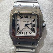 Cartier Santos Galbée 2823 Muy bueno Acero 32mm Automático