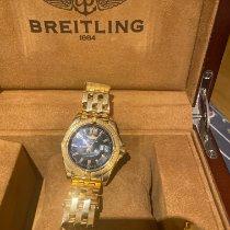 Breitling Cockpit Yellow gold 41mm Black United States of America, New York, Bronx