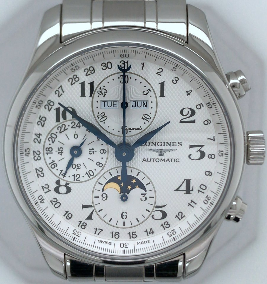 Longines Master Collection L2.773.4.78.6 2020 pre-owned