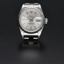 Rolex Oyster Perpetual Lady Date Acciaio 26mm Argento Senza numeri Italia, Cascina  (PI)