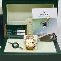 Rolex Day-Date II Oro amarillo 41mm Oro Romanos