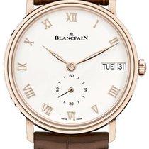 Blancpain Roségold 40mm Automatik 6652-3642-55B neu