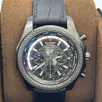 Breitling Bentley B05 Unitime Сталь 49mm Черный Без цифр