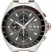 TAG Heuer Formula 1 Calibre 16 nuevo 2021 Automático Cronógrafo Reloj con estuche y documentos originales CAZ2012.BA0876
