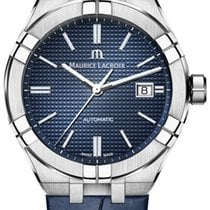 Maurice Lacroix Steel 42mm Automatic AI6008-SS001-430-1 new
