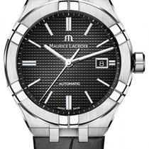 Maurice Lacroix Steel 42mm Automatic AI6008-SS001-330-1 new