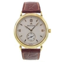 Maurice Lacroix Yellow gold 36mm Manual winding 93489 pre-owned
