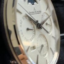 Jaeger-LeCoultre Master Ultra Thin Perpetual White gold 39mm White