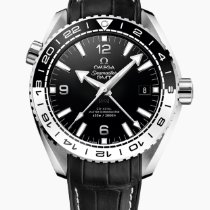 Omega 215.33.44.22.01.001 Steel 2020 Seamaster Planet Ocean 43.5mm new