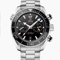 Omega Seamaster Planet Ocean Chronograph 215.30.46.51.01.001 Nové Ocel 45.5mm Automatika
