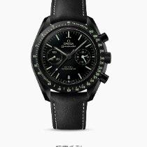 歐米茄 Speedmaster Professional Moonwatch 陶瓷 44.2mm 黑色 無數字 香港, Hong kong