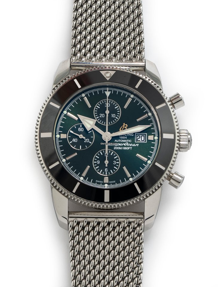Breitling Superocean Heritage II Chronographe A133121A/L536 2020 pre-owned