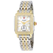 Michele Deco Gold/Steel 29mm Mother of pearl No numerals United States of America, Pennsylvania, Philadelphia