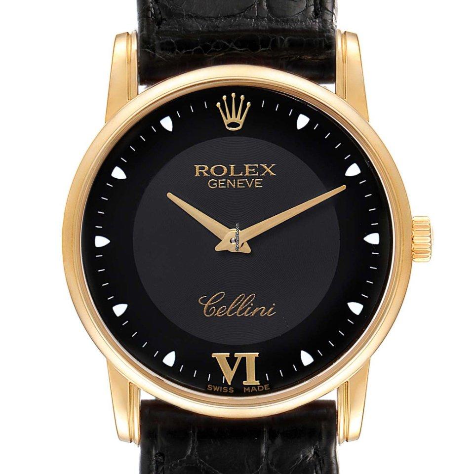 Rolex Cellini 5116 2005 подержанные