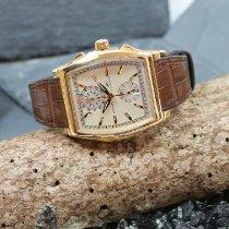 IWC Da Vinci Chronograph 376402 Odlično Ruzicasto zlato 43mm Automatika