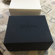 Zenith 03.3100.3600/21.M3100 Staal 2021 Chronomaster Sport 41mm nieuw