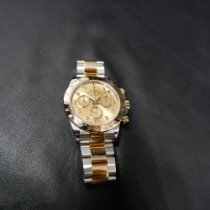 Rolex Daytona Gold/Steel 40mm Gold No numerals Australia, Randwick
