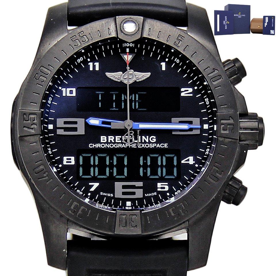 Breitling Exospace B55 Connected VB5510H2BE45 2021 новые