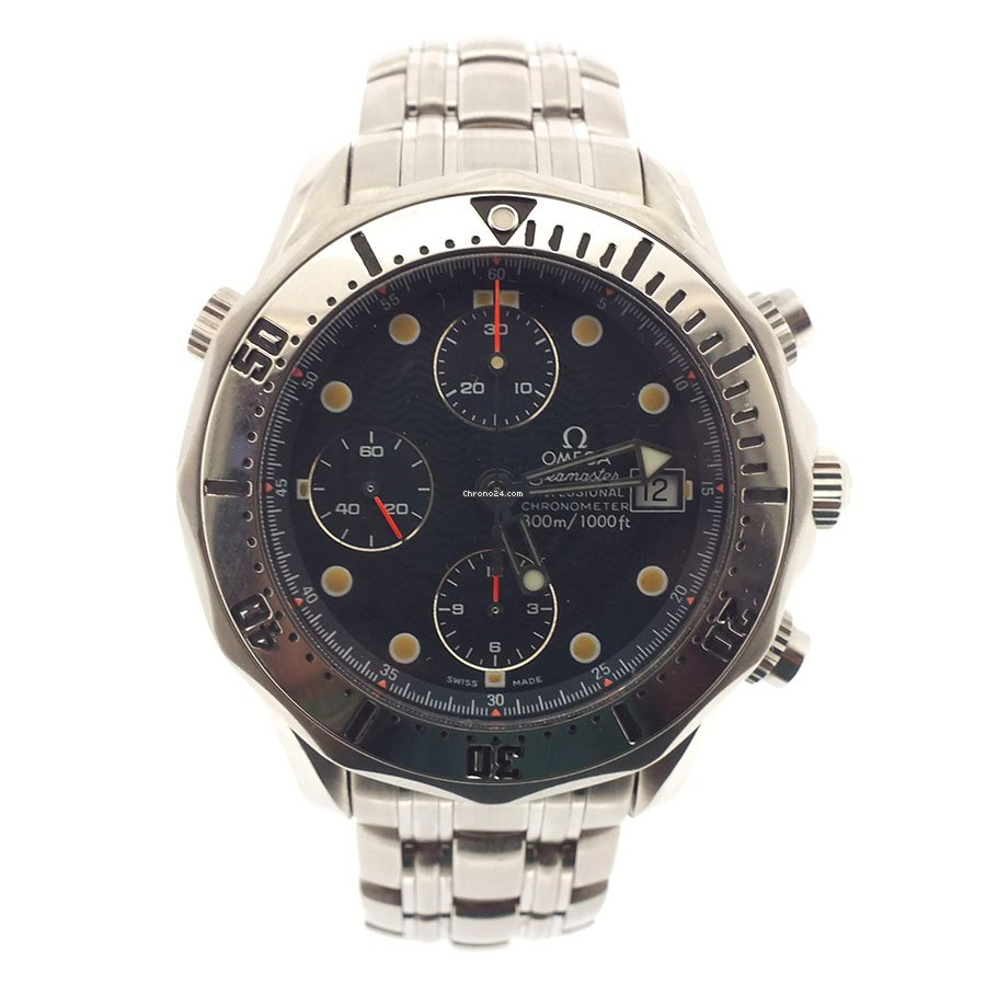 Omega Seamaster Diver 300 M 25988000 usados