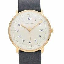 Junghans max bill Quartz new Quartz Watch with original papers 041/7849.00