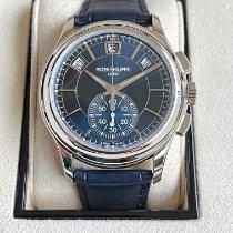 Patek Philippe 5905P-001 Платина 2021 Annual Calendar Chronograph 42mm новые