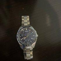Rado HyperChrome Chronograph Сталь 44.9mm Синий