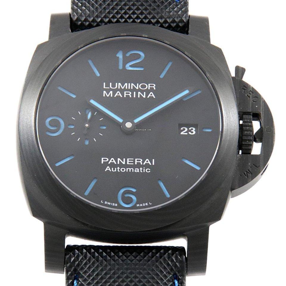Panerai PAM01661 pre-owned