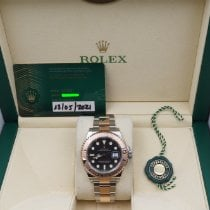 Rolex Yacht-Master 40 Steel 40mm Black United States of America, New York, NYC