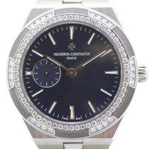Vacheron Constantin Overseas Steel 37mm Blue