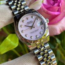 Rolex Lady-Datejust Steel 31mm Black United States of America, Pennsylvania, Douglassville