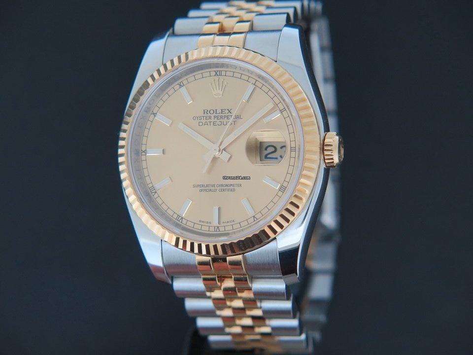 Rolex Datejust 116233 2010 gebraucht