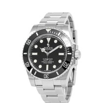 Rolex 114060 Steel Submariner (No Date) 40mm pre-owned United States of America, New York, Hartsdale