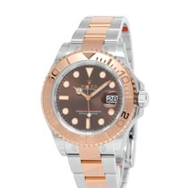 Rolex Yacht-Master Steel 40mm Brown United States of America, New York, Hartsdale