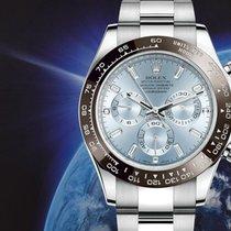 Rolex Daytona Platino 40mm Blu Italia, MILANO - MUNICH -   FROSINONE - MANFREDONIA