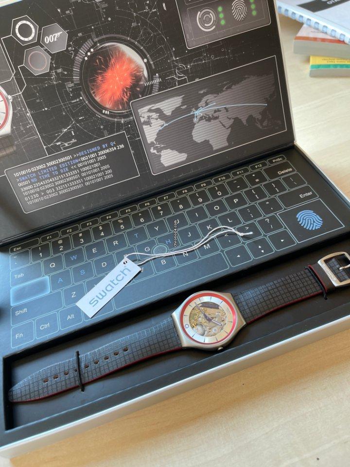Swatch SS07Z102 2020 new