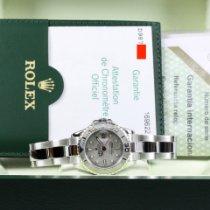 Rolex 169622 Staal 2005 Yacht-Master 29mm tweedehands
