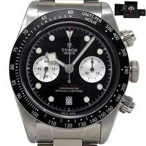 Tudor Black Bay Steel new 2021 Manual winding Watch with original box and original papers 79360N