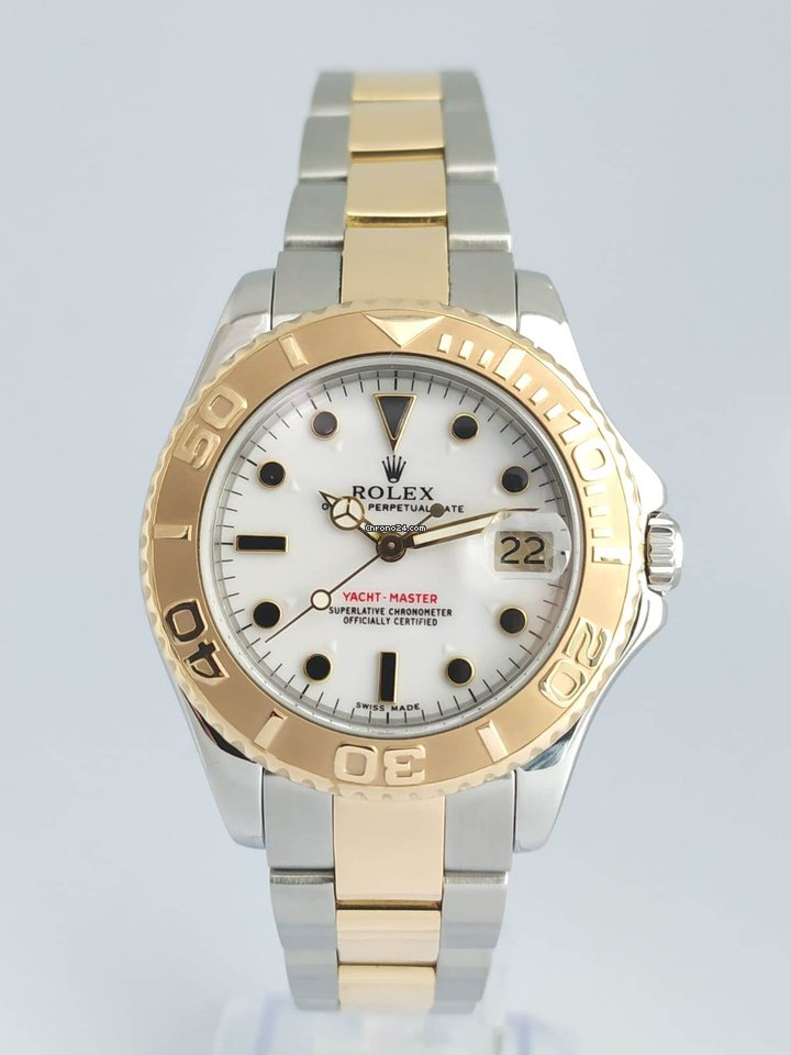 Rolex Yacht-Master pre-owned
