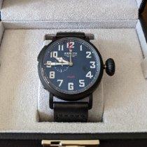 Zenith Pilot Type 20 GMT Titanium 48mm Blue Arabic numerals United States of America, California, Irvine