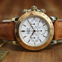 Zenith Yellow gold 40mm Automatic 30-0360-400 new