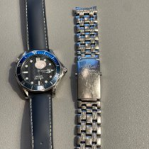 Omega Seamaster Diver 300 M Steel 41mm Blue No numerals United States of America, Virginia, McLean
